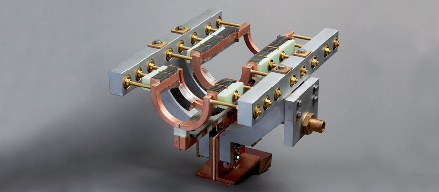 Induction coil, inductor