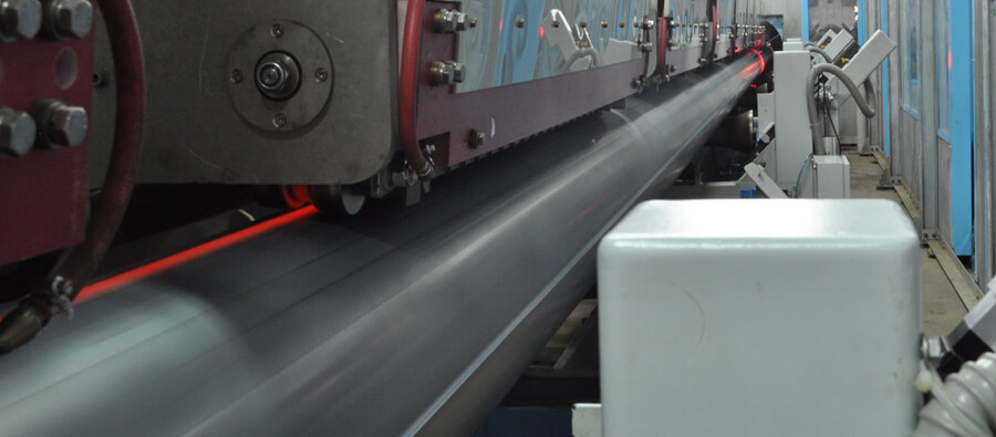 Induction heating - seam normalizing