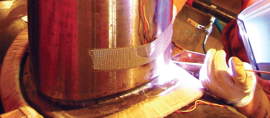 Preheating with induction heating