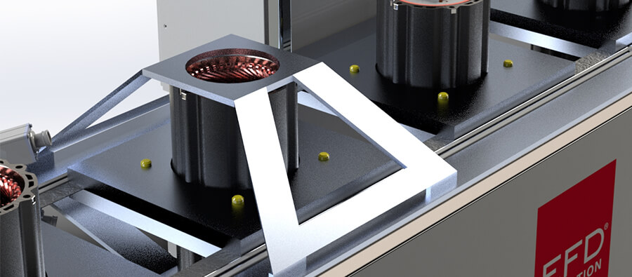 Shrink-fitting with induction heating