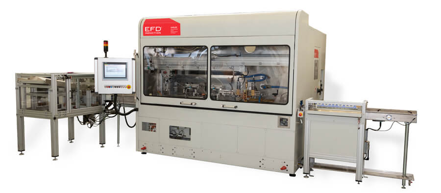 Induction hardening machine - HardLine Hybrid