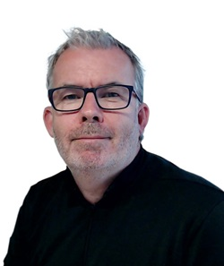 Peter Bond, Sales & Marketing Director